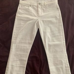 NEW WITH TAGS - Loft White Jeans